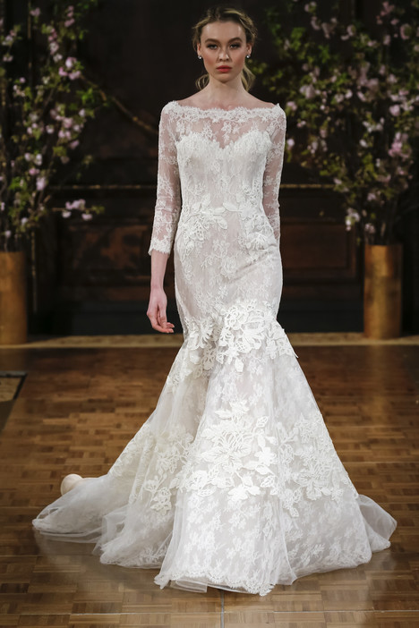 Brooke Wedding dress by Isabelle Armstrong