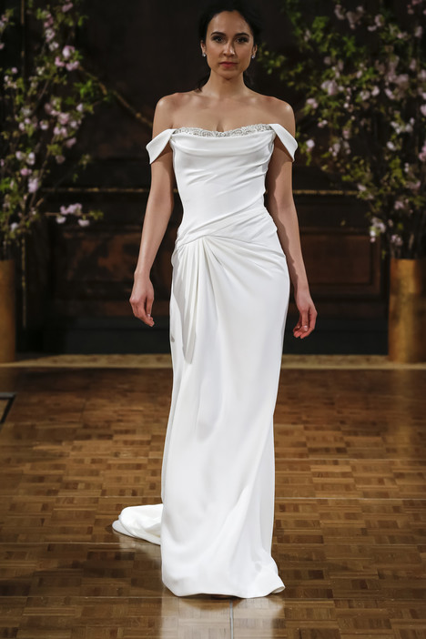 Montana Wedding dress by Isabelle Armstrong