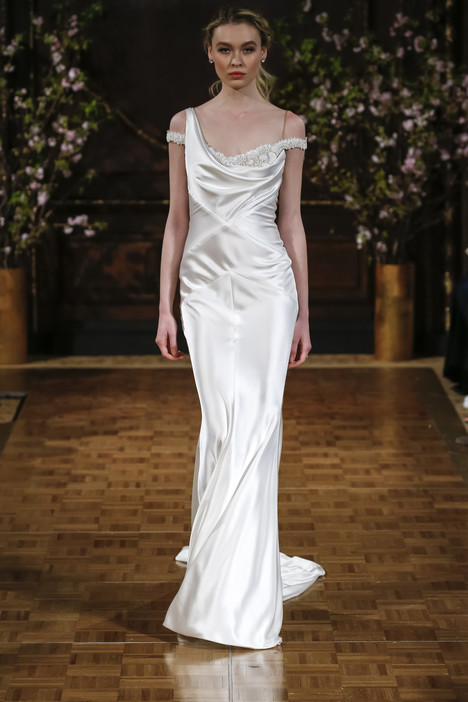 Ricki Wedding                                          dress by Isabelle Armstrong