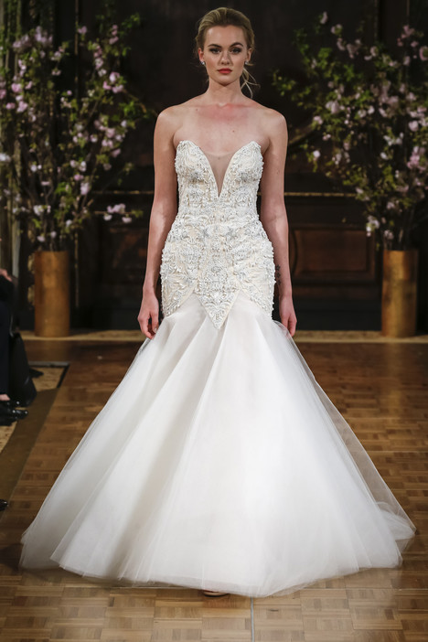 Shane Wedding                                          dress by Isabelle Armstrong