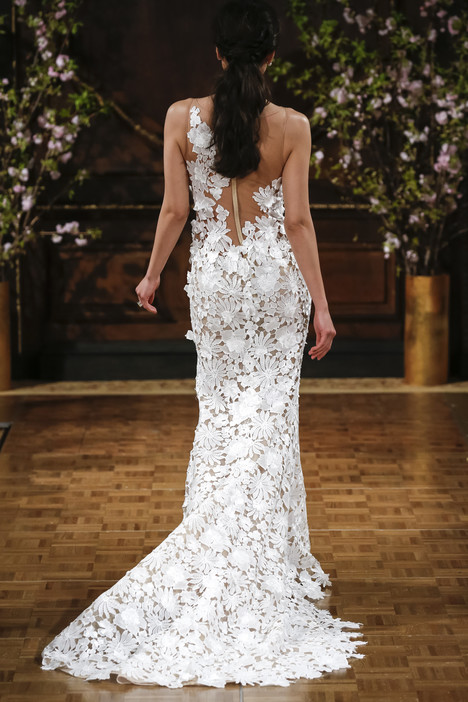 Skyler (back) Wedding                                          dress by Isabelle Armstrong