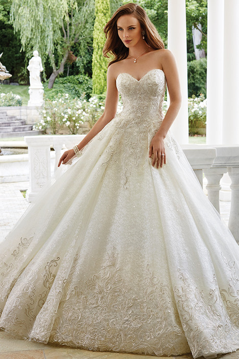 Y21661 - Veneto Wedding                                          dress by Sophia Tolli