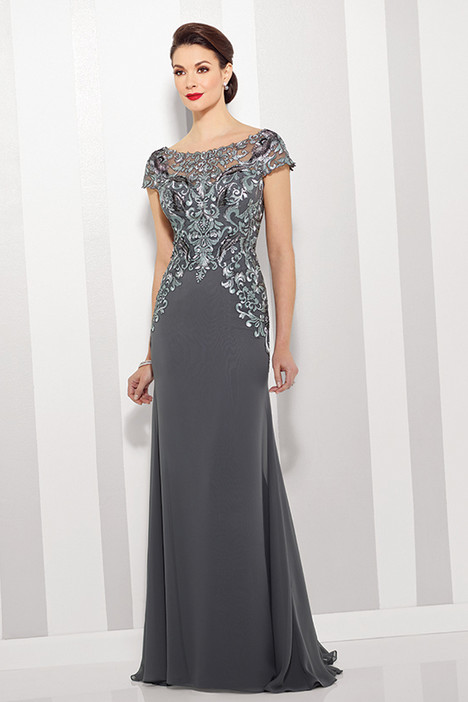 216691 (gray) Mother of the Bride                              dress by Cameron Blake