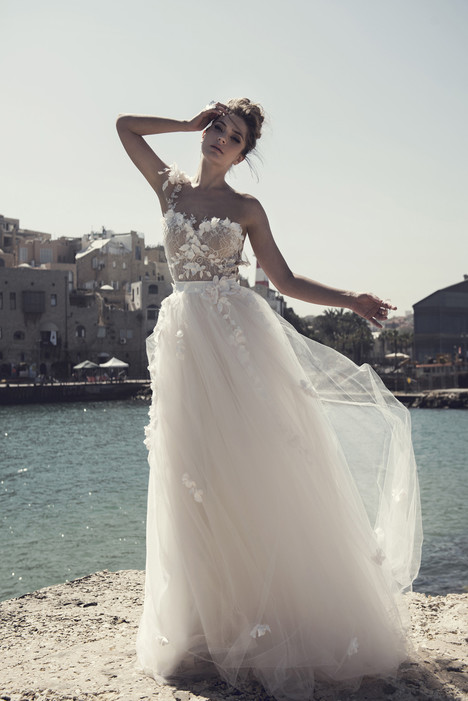 AJ102 Wedding                                          dress by A&J Collection