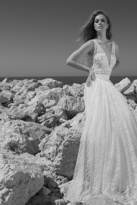 AJ103 Wedding                                          dress by A&J Collection