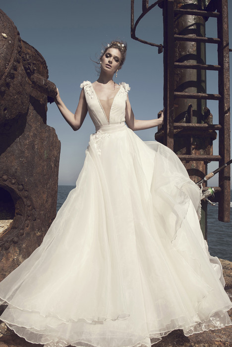 AJ104 Wedding                                          dress by A&J Collection