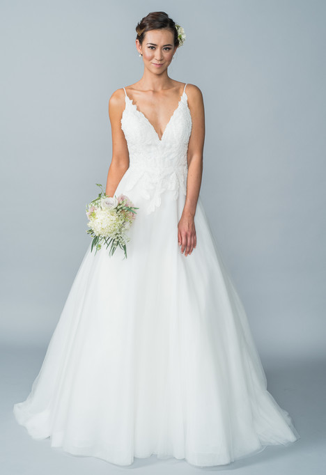 Hailey Wedding                                          dress by Lis Simon
