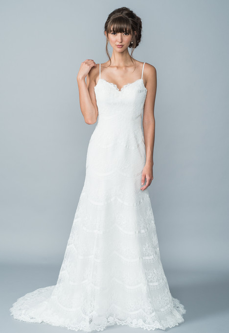 Halifax Wedding                                          dress by Lis Simon