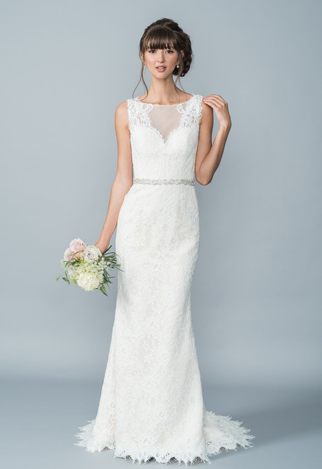 Hara Wedding                                          dress by Lis Simon