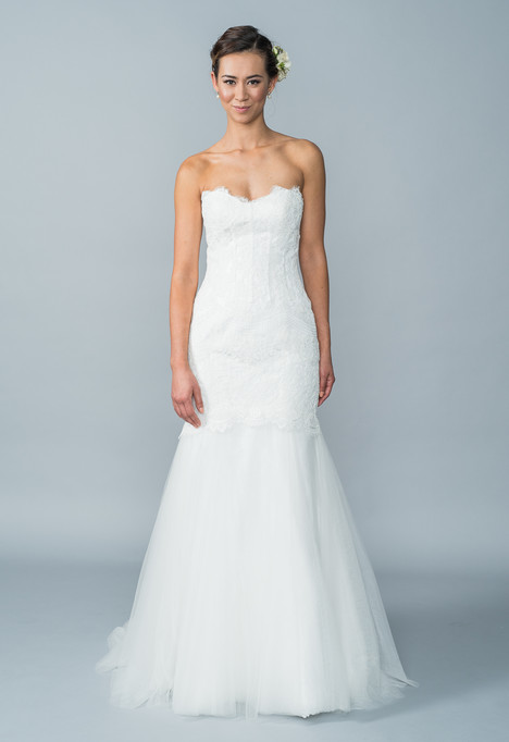 Harper Wedding                                          dress by Lis Simon