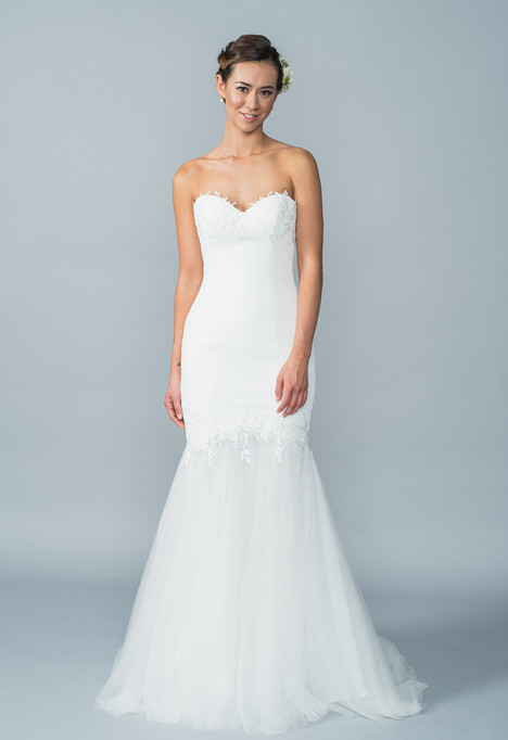Hattie Wedding                                          dress by Lis Simon