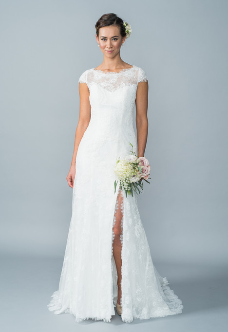 Havana Wedding                                          dress by Lis Simon