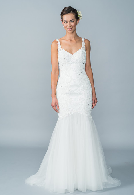 Hazel Wedding                                          dress by Lis Simon