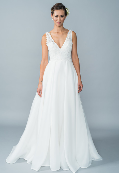 Heidi Wedding                                          dress by Lis Simon