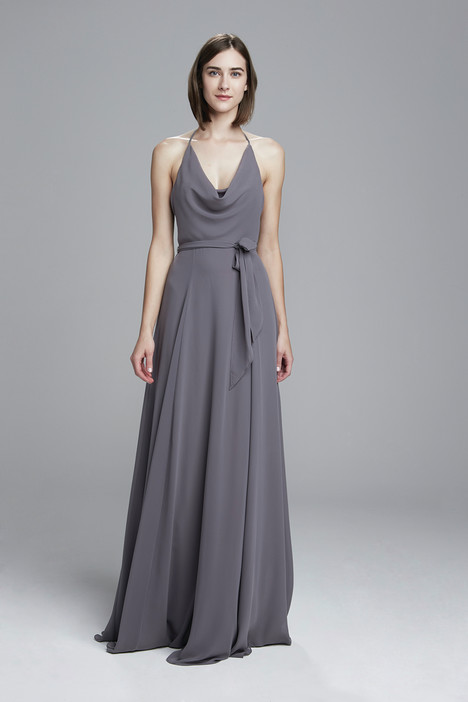 Daryn (graphite) Bridesmaids                                      dress by Amsale : Bridesmaids