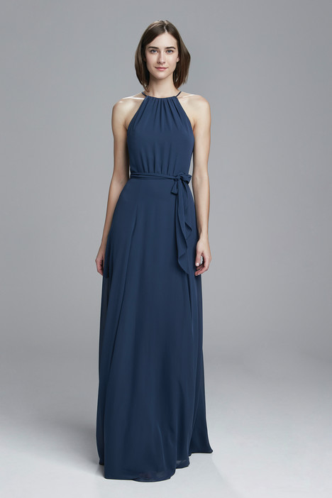 Delaney (french-blue) Bridesmaids                                      dress by Amsale : Bridesmaids