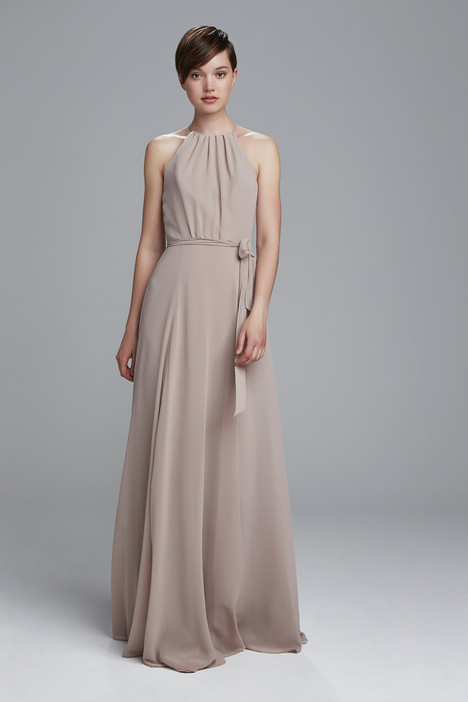 Delaney (latte) Bridesmaids                                      dress by Amsale : Bridesmaids