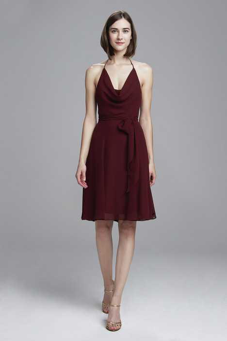 Doria (ruby) Bridesmaids dress by Amsale : Bridesmaids