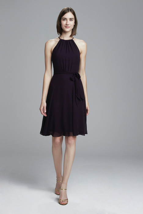 Drea (plum) Bridesmaids                                      dress by Amsale : Bridesmaids