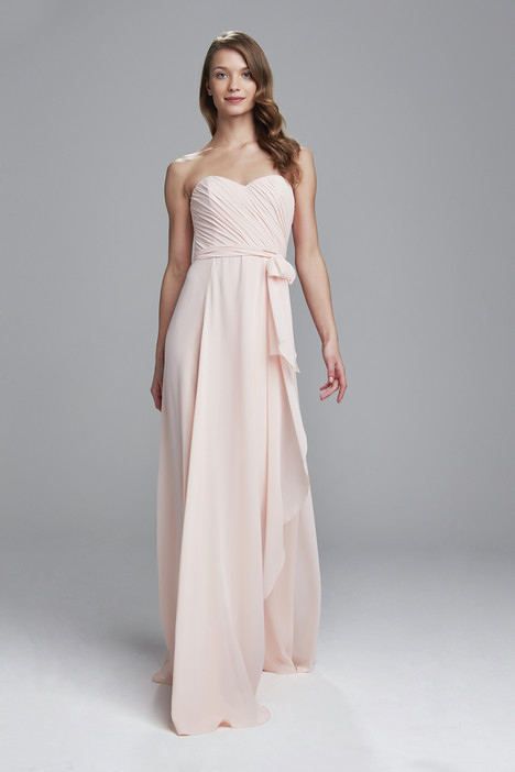 Jaycie (blush) Bridesmaids                                      dress by Amsale : Bridesmaids