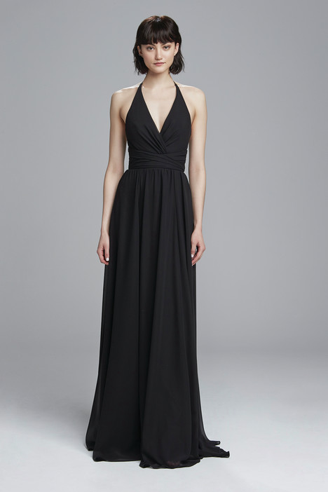 Jennifer (black) Bridesmaids                                      dress by Amsale : Bridesmaids