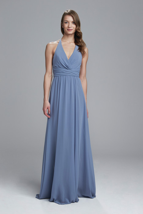 Jennifer (slate) Bridesmaids                                      dress by Amsale : Bridesmaids