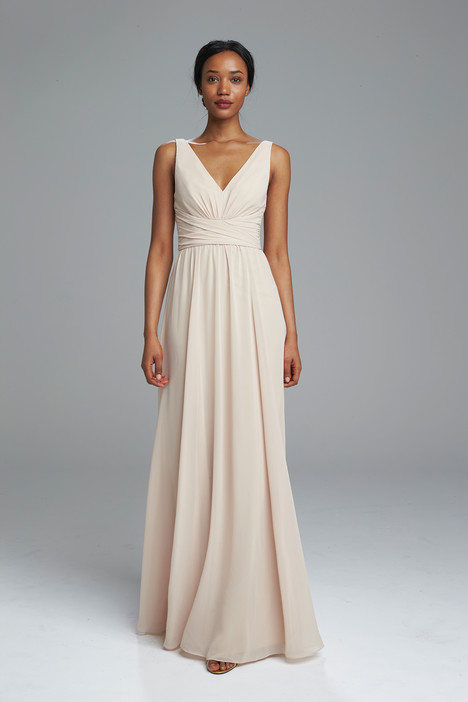 Justine (fawn) Bridesmaids                                      dress by Amsale : Bridesmaids