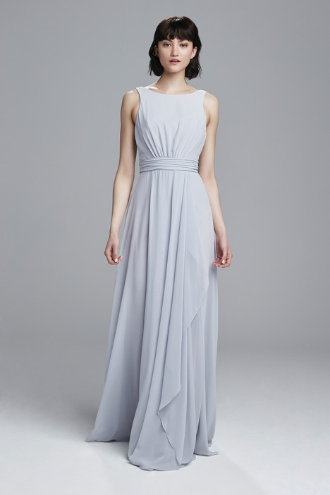 Rory (dove) Bridesmaids dress by Amsale : Bridesmaids