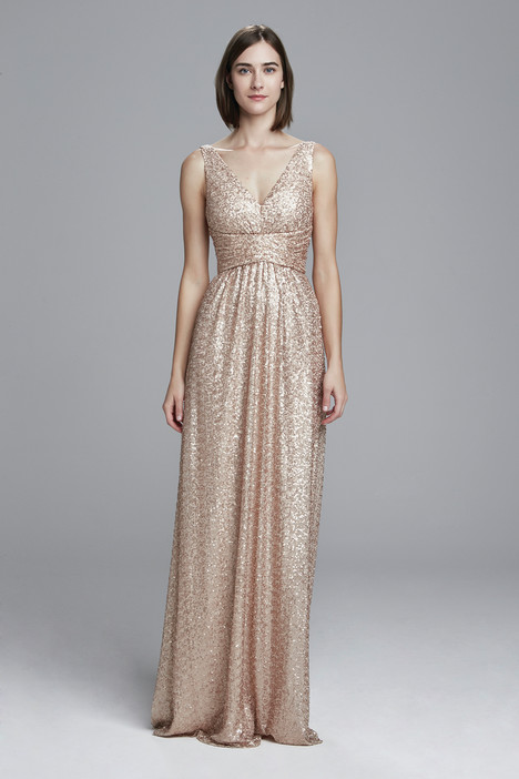 Solange (rose-gold) Bridesmaids                                      dress by Amsale : Bridesmaids
