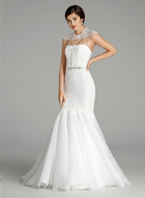 9653 (2) Wedding                                          dress by Alvina Valenta