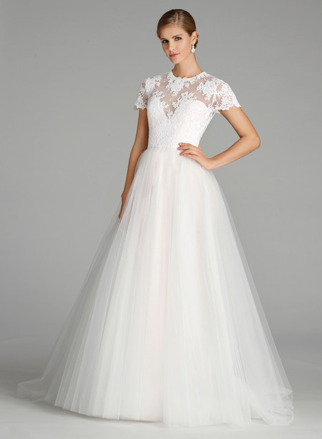 9655 Wedding                                          dress by Alvina Valenta