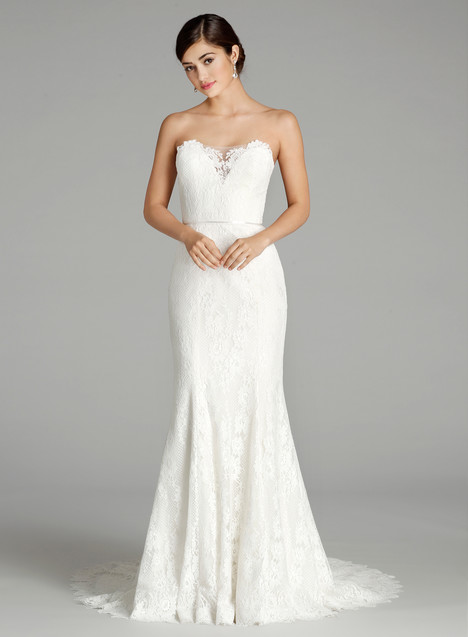 9656 Wedding                                          dress by Alvina Valenta