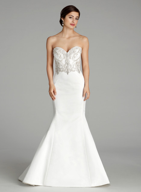 9660 Wedding                                          dress by Alvina Valenta