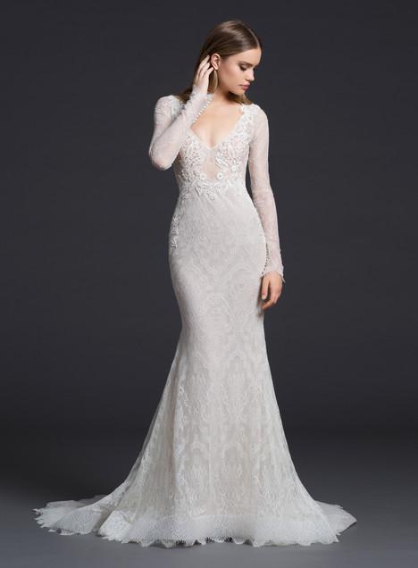 3652 Wedding                                          dress by Lazaro