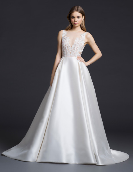 3658 Wedding                                          dress by Lazaro