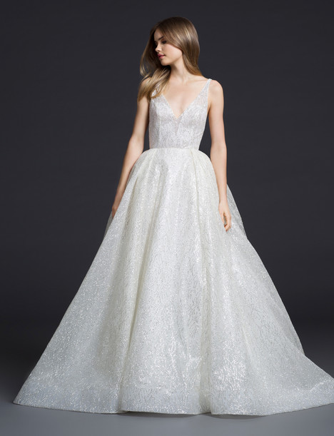 3662 Wedding                                          dress by Lazaro