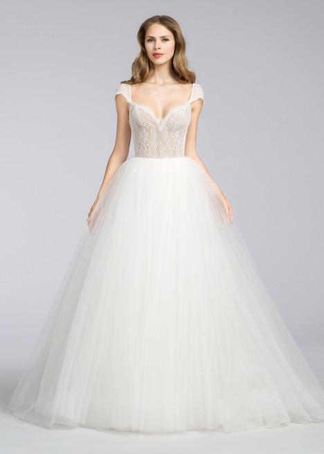 8660 Wedding                                          dress by Jim Hjelm