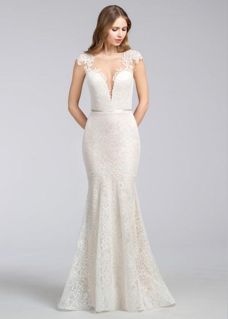 8662 Wedding                                          dress by Jim Hjelm