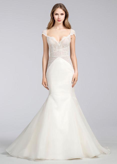 8663 Wedding                                          dress by Jim Hjelm