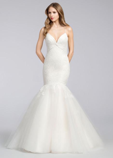 8667 Wedding                                          dress by Jim Hjelm