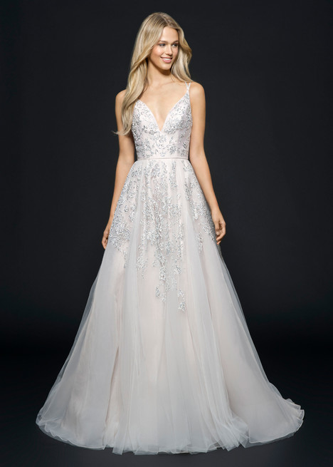 Marni (6655) gown from the 2016 Hayley Paige collection, as seen on dressfinder.ca