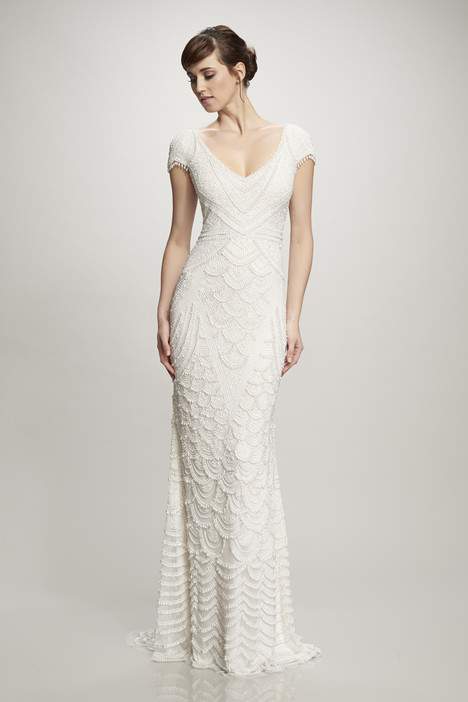 890179 Wedding dress by Theia White Collection