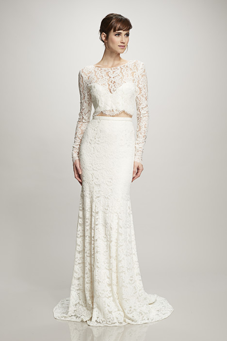 890253 (top + skirt) Wedding dress by Theia White Collection