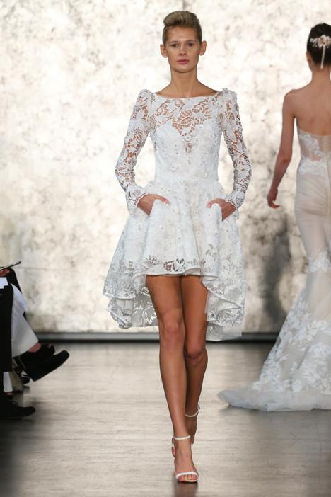 1602 Wedding                                          dress by Inbal Dror