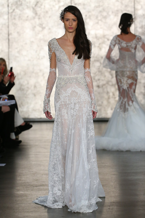1613 gown from the 2016 Inbal Dror collection, as seen on dressfinder.ca