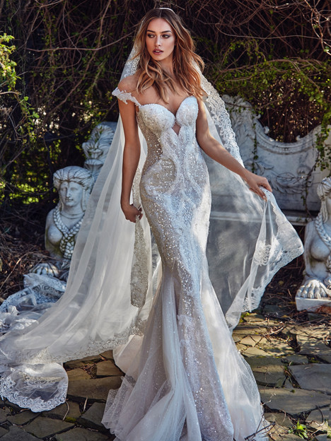 Avena Wedding                                          dress by Galia Lahav