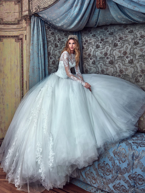Corina Wedding                                          dress by Galia Lahav