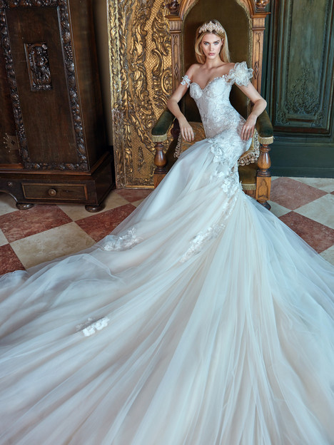 Tony Wedding                                          dress by Galia Lahav Couture