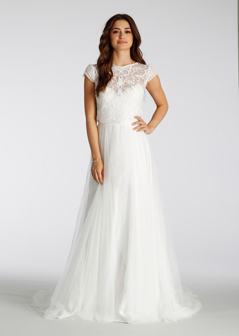 7650 gown from the 2016 Ti Adora by Allison Webb collection, as seen on dressfinder.ca