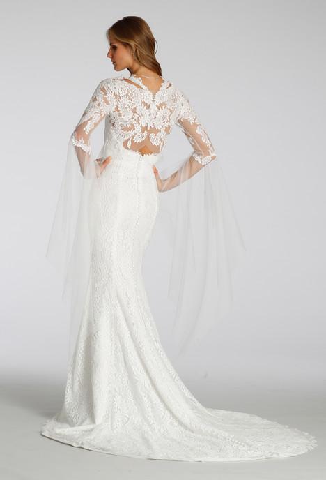 7651 (2) (back) Wedding dress by Ti Adora by Allison Webb